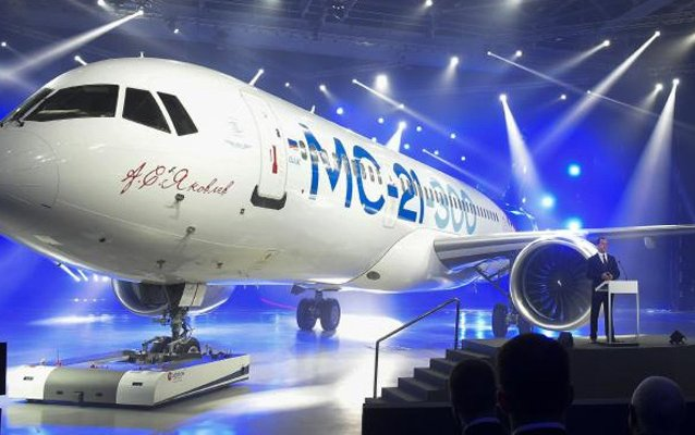Hundreds of Orders for MC-21 Passenger Plane, Russia's Response to Boeing