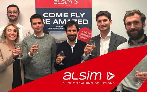 Hungary Agro Aero chose an ALSIM AL250