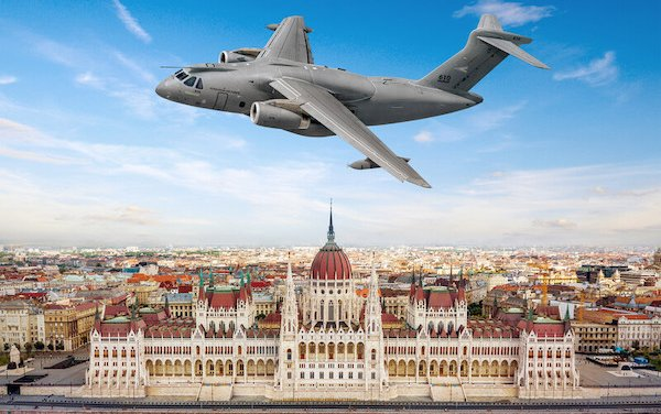Hungary signs contract for acquisition of Two Multi-Mission KC-390 Millennium Airlifters