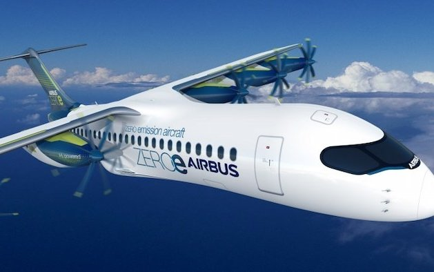 Hydrogen aircraft - the anticipated market to reach $174.02 billion by 2040