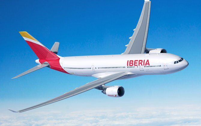 "Iberia Takes Delivery of the ""Buenos Aires"", its Second A330-200"