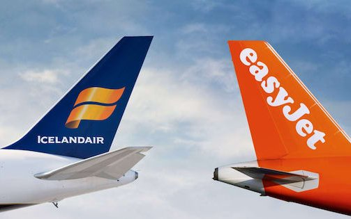 Icelandair becomes easyJet Worldwide partner