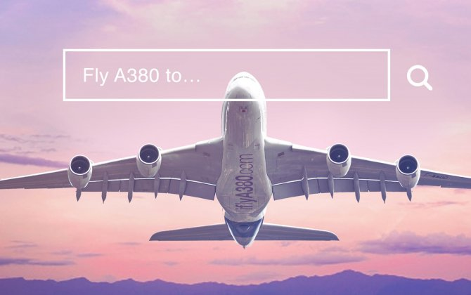 iflyA380.com at ITB Berlin 2017