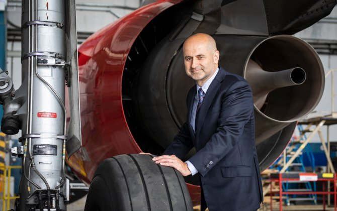 Igor Zahradnicek becomes new vice-chairman of Czech Airlines Technics Board of Directors