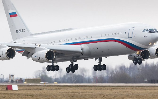 IL-96-400 will allow Russian aircraft to return to the domestic market