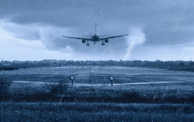 Impact of weather conditions on flights and how airlines use it to cover up
