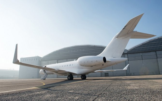 Impressive start to the year - successful Bombardier Global maintenance by Jet MS