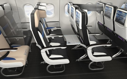 Improvement of passengers comfort and protection - meet Safran innovations