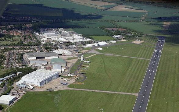 In-house FBO services at Cambridge Airport