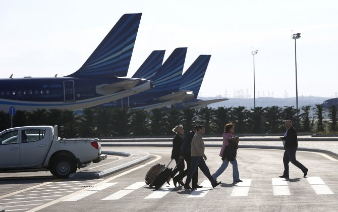 In June Heydar Aliyev International Airport achieved highest growth rate in passenger traffic
