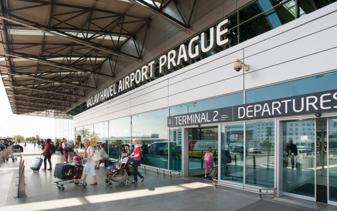 In the first half of 2018, the number of passenger at Prague Airport increased by 10% compared to last year