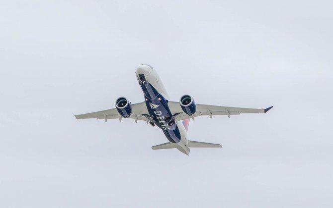 Delta Air Lines A220 Inaugural Flight powered by Pratt & Whitney GTF™ Engines