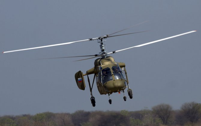 India, Russia Have Finalised Agreement To Produce Ka-226T Helicopters