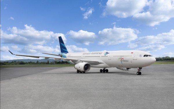Indonesian national carrier Garuda will be provided with Inmarsat GX Aviation inflight broadband