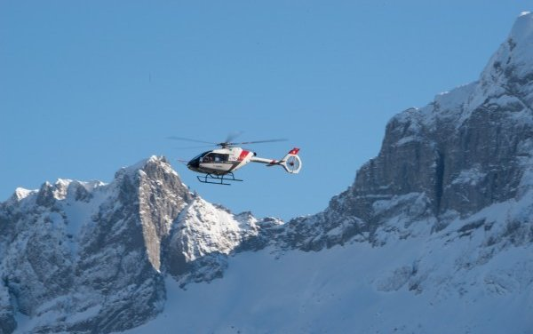 Initial flight tests in Switzerland successfully complete for Kopter's SH09 third prototype (P3)