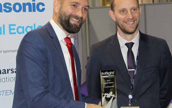 Inmarsat crowned winner at Inflight Middle East Awards for second consecutive year