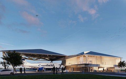 Inmarsat & Honeywell to support Cranfield University New Digital Aviation Research & Technology Centre
