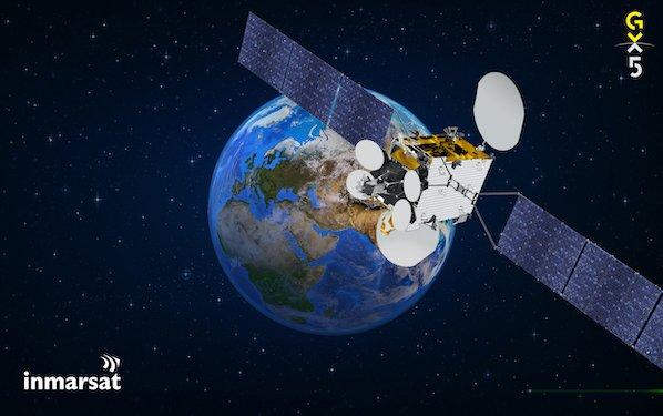 Inmarsat most powerful satellite enters service