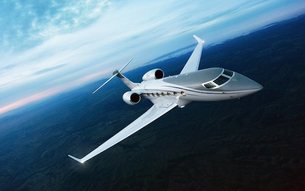 Innovation Award For Setting New Safety Standards goes to Gulfstream G500
