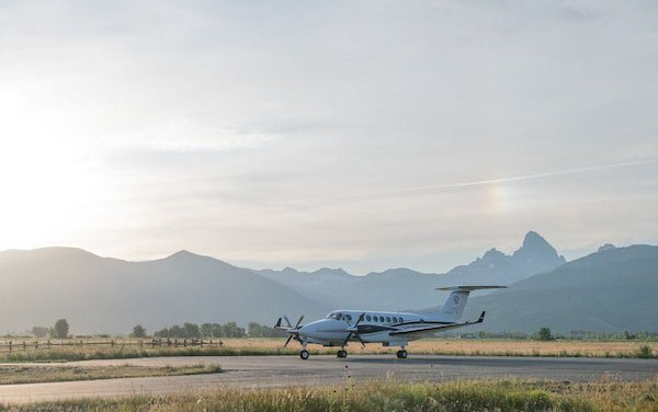 Innovative King Air ground cooling aftermarket upgrade available for Beechcraft King Air 200 and 300 series