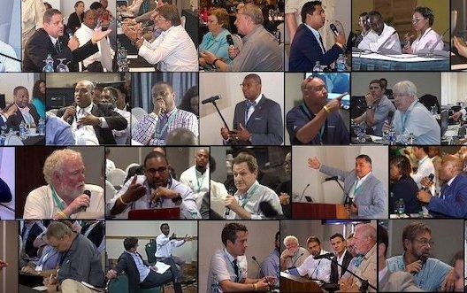 International Caribbean Airlift conference on St.Maarten
