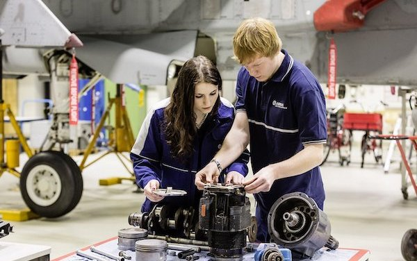 Introduce a Girl to Engineering Day - Collins Aerospace to host more than 1,000 female students globally