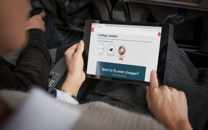 Introduction of  free Wi-Fi on intercontinental flights - Norwegian