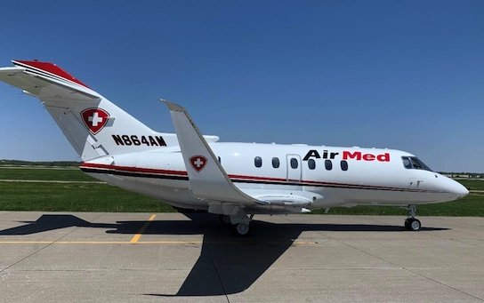Investment in expanding global fleet - AirMed International