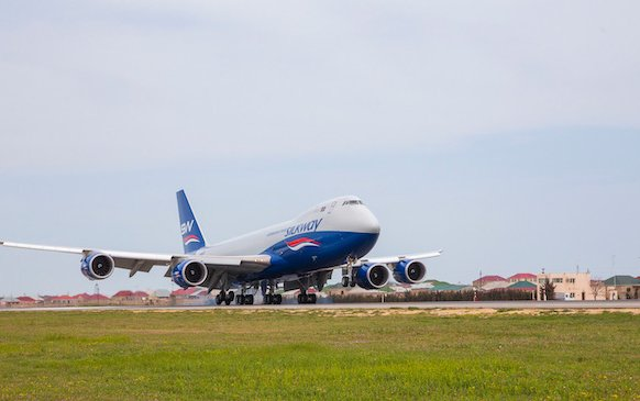 IOSA Certificate  renewed for Silk Way West Airlines, demonstrating the World's Safety and Operational Standards