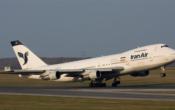 Iran eyes historic air trips to New York