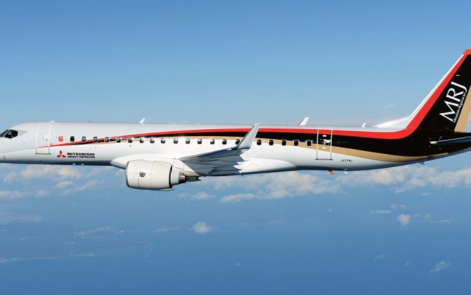 Iran plans to buy 20 regional jets from Japan's Mitsubishi Heavy