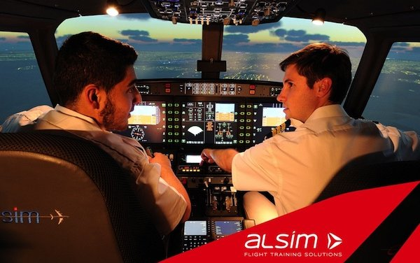 Ireland National Flight Centre Pilot Academy selects ALSIM'S ALX