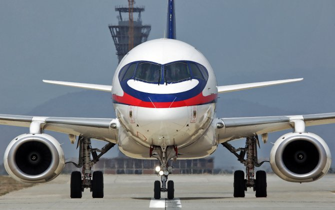 Irish airline takes delivery of Russia's first post-Soviet passenger jet