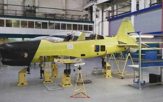 Irkut Rolls Out First Yak-152 Trainer Prototype