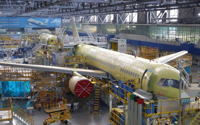 Irkutsk Aviation Plant to produce the first 10 serial MC-21 aircraft by 2020