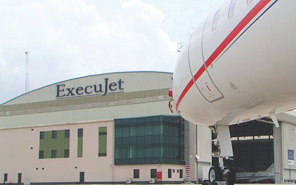 IS-BAH accreditation for ExecuJet's Lagos FBO
