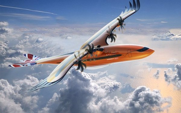 Is biomimicry important for future aircraft design?