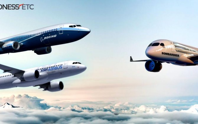 Is Bombardier a Threat to Boeing and Airbus' Monopoly