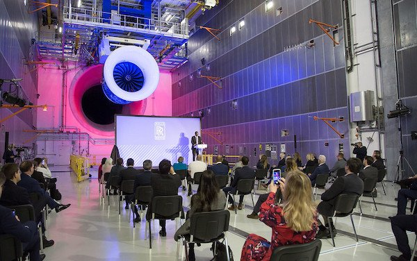 It is official - World largest and smartest indoor aerospace testbed is opened