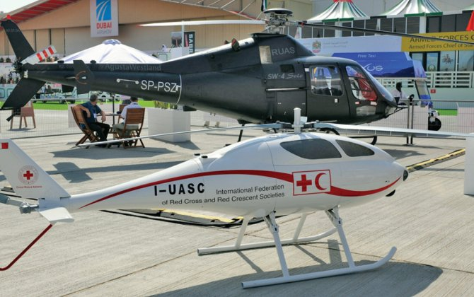 Italian authorities probe crash of Hero UAV