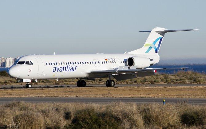 Italian partnership to charter a German Fokker 100 next year