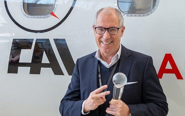ITIJ named Air Ambulance Company of Year - congratulations FAI
