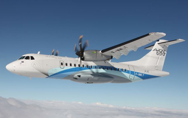 Japan Air Commuter starts new era with ATR aircraft