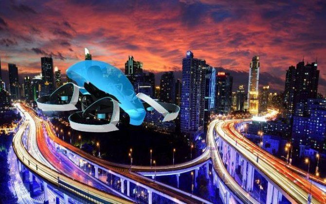 Japanese engineers say their flying cars will be in the air by the Tokyo Olympics
