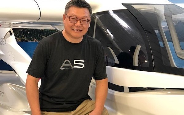 Jason Huang Joins ICON Aircraft as President