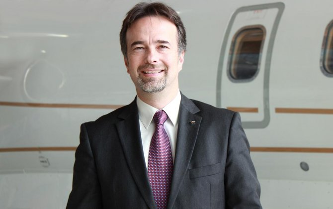 Jet Aviation appoints new managing director for its MRO and FBO facility in Vienna