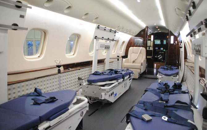 Jet Aviation awarded two Medevac conversions for Embraer Legacy aircraft in Basel