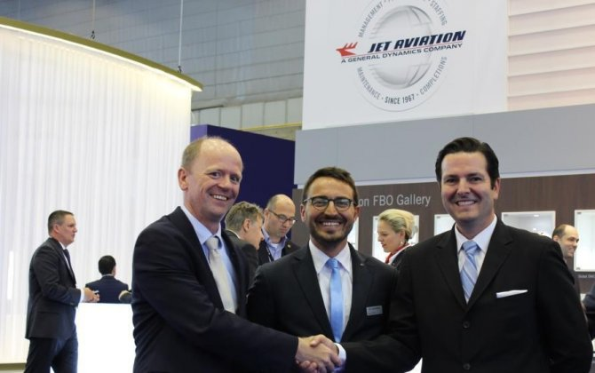 Jet Aviation Basel signs parts consignment agreement with Custom Control Concepts