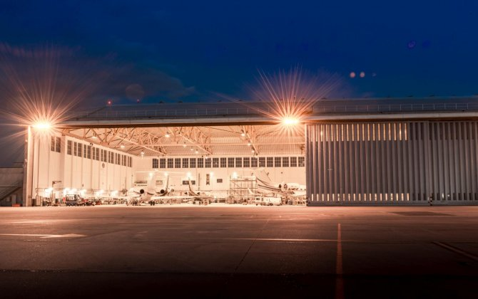 Jet Aviation completes first 192-month check on a Gulfstream V in Geneva