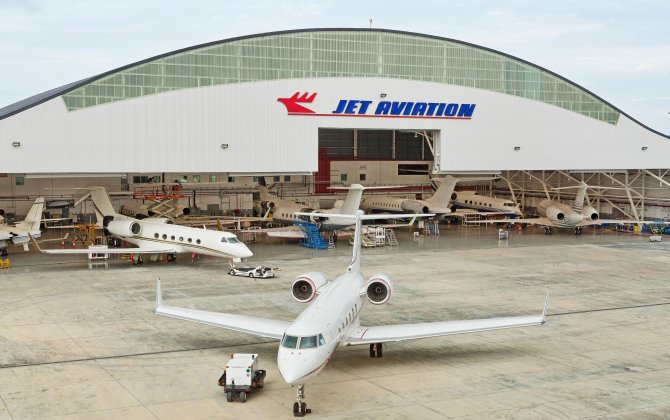 Jet Aviation earns ACJ FAA repair station ratings for maintenance center in Singapore